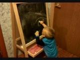 Олег рисует машинки