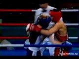 ПолуфАфины2004: полуфинал.  Алексей Тищенко — Сек Хван Джо из Кореи.